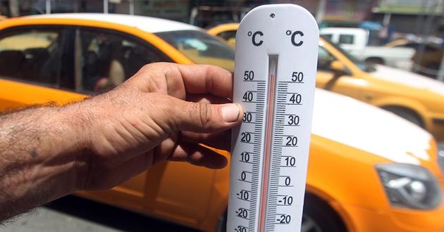 ارتفاع درجة حرارة الجو الايام المقبلة هو الامل الوحيد للقضاء على كورونا
