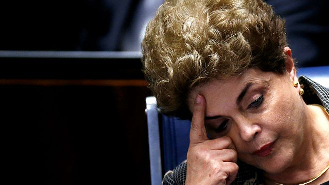 مجلس الشيوخ البرازيلي يعزل رئيسة البلاد ديلما روسيف