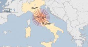 زالزال بقوة 6.4 درجات يهز وسط إيطاليا (24/آب/2016)