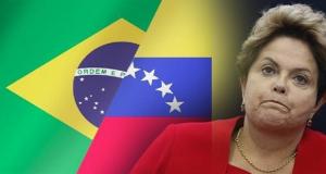 فنزويلا تجمد علاقاتها مع البرازيل