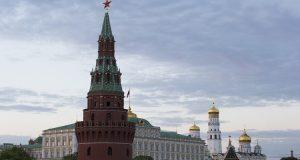 مبنى الكرملين - موسكو (AFP JOEL SAGET)