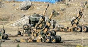 مدافع الجيش التركي (تعبيرية)