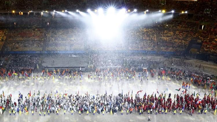 """بالصور .. حفل ختام أولمبياد """"ريو 2016"""""""