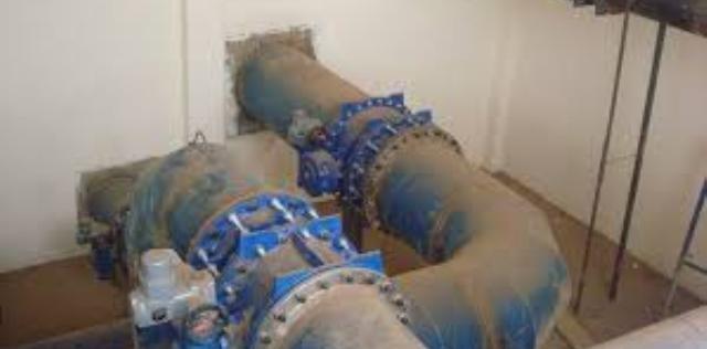 إعادة ثلاث محطات ماء في الفلوجة الى الخدمة بعد إصلاح