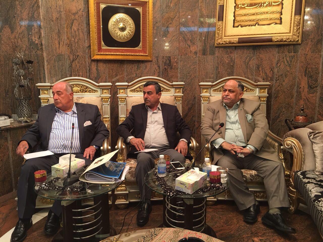 المجلس الاقتصادي العراقي يعقد اجتماعاً لمناقشة السندات الحكومية واعادة ترميم مجمعي الليث والهادي في الكرادة
