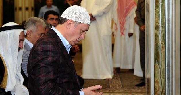 أردوغان يهنئ المسلمين بعيد الأضحى بـ10 لغات