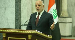 حيدر العبادي في مؤتمر صحفي - بغداد (18/ايلول/2016)