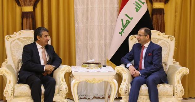 سليم الجبوري يستقبل السفير الكويتي الجديد ويؤكد أهمية تعزيز آفاق التعاون الاقتصادي بين البلدين