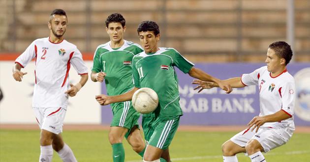 منتخب الناشئين العراقي يواجه اليابان يوم غد الخميس