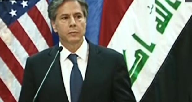 نائب وزير الخارجية الامريكي في بغداد (14/ايلول/2016)