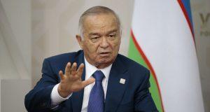 وفاة إسلام كريموف AFP IVAN SEKRETAREV