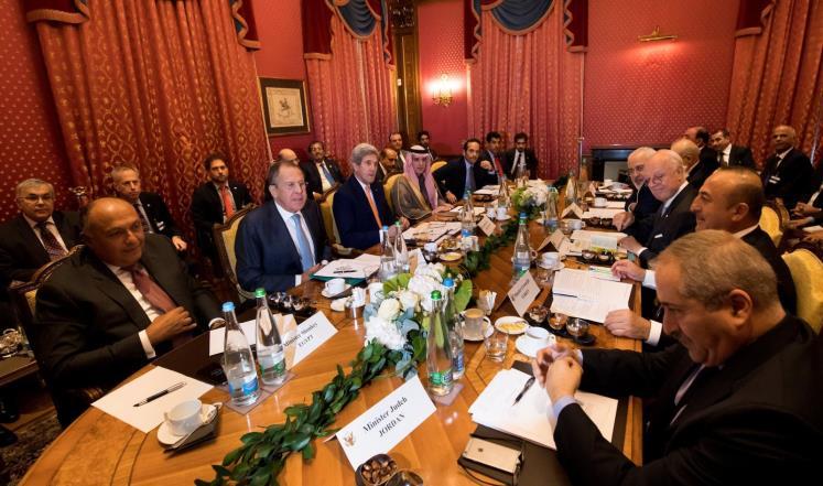 انتهاء اجتماع لوزان بشأن سوريا دون التوصل إلى نتائج