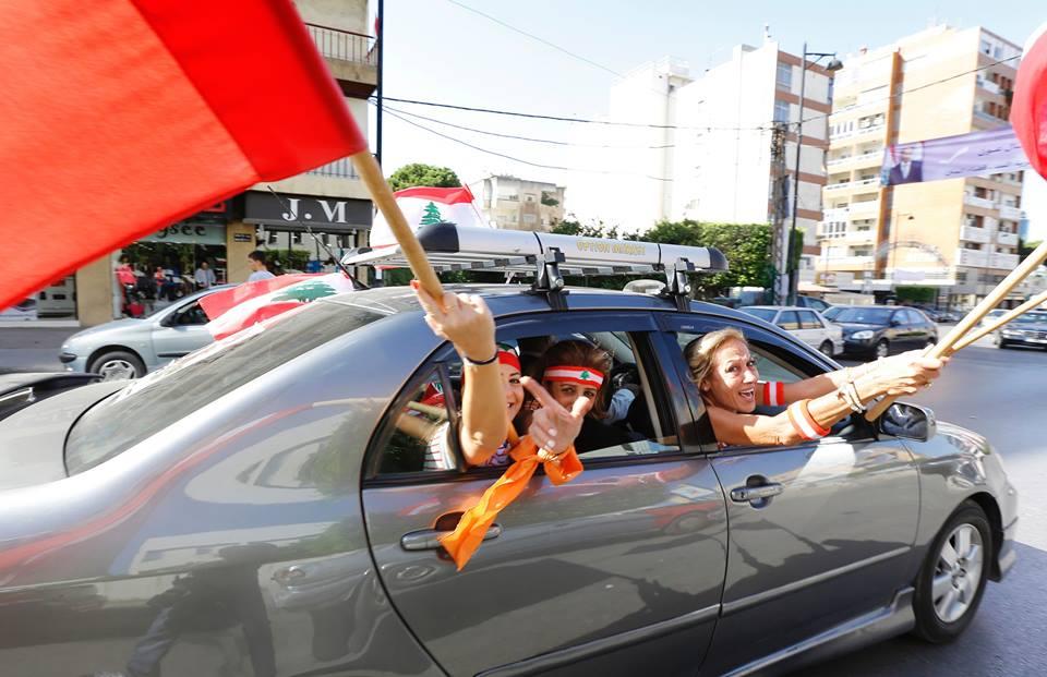 اول صورة للحكومة اللبنانية الجديدة