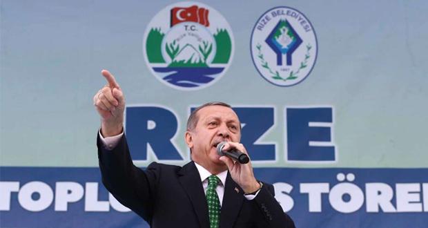 الرئيس التركي يخرج عن صمته ويعلق عن الأوضاع في العراق