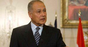 الأمين العام الجديد لجامعة الدول العربية أحمد ابو الغيط (ارشيف)