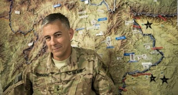 الجنرال الامريكي ستيفن تاونسند (ارشيف)