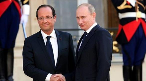 الكرملين: بوتين يلغي زيارة إلى باريس كانت مقررة في 19 من الشهر الجاري