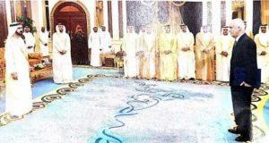 السفير العراقي في ابوظبي - الامارات