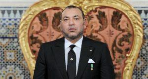 العاهل المغربي: محمد السادس AFP