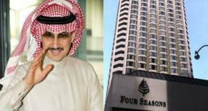 الأمير الوليد بن طلال يبيع فندق فور سيزونز في تورونتو الكندية بمبلغ 170 مليون دولار