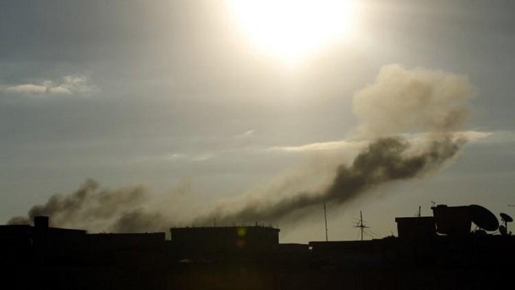 ليبيا: انفجار سيارة مفخخة في ساحة الكيش وسط بنغازي