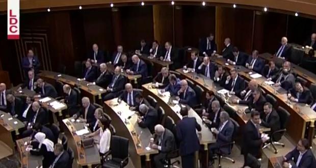 بث مباشر: جلسة انتخاب ميشال عون رئيساً للبنان