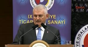رئيس الوزراء التركي يلدريم (6/تشرين الأول/2016)