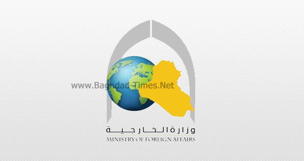 الخارجية العراقية تدين وبشدة الهجوم الارهابي الذي وقع في مدينة العريش