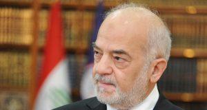 ابراهيم الجعفري - وزير الخارجية العراقي (ارشيفية)
