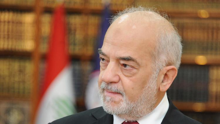 وصول إبراهيم الجعفري إلى القاهرة لحضور الاجتماع الطارئ لجامعة الدول العربية بشأن حلب