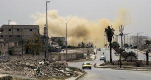 حلب - سوريا (AFP KARAM AL-MASRI )