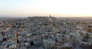 مدينة حلب في سوريا Reuters