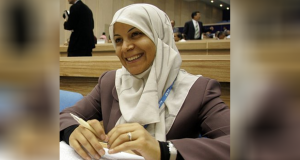حنان الفتلاوي (ارشيف) AFP