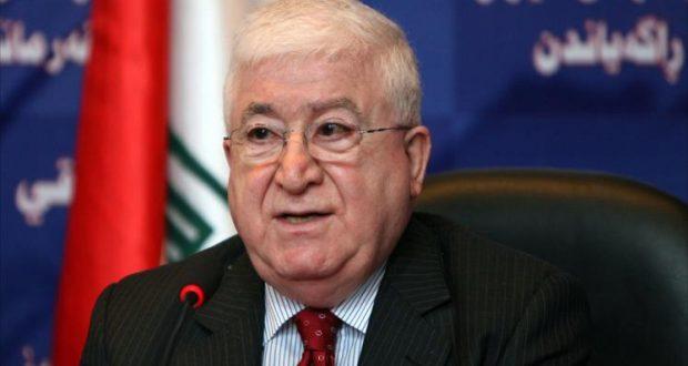 فؤاد معصوم - رئيس جمهورية العراق (ارشيفية)