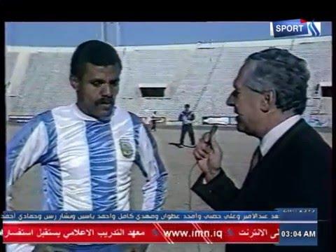 مصادر: وفاة اللاعب الدولي السابق علي حسين شهاب