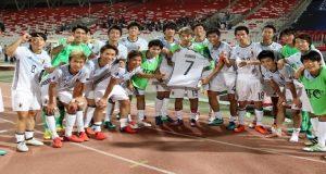 فوز اليابان اسيا للشباب السعودية 2016