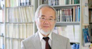 فوز العالم الياباني يوشينوري أوسومي بجائزة نوبل في الطب