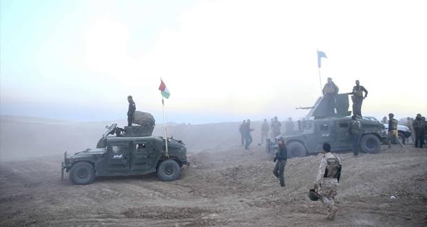 القوات الأمنية تعتقل مجموعة من داعش خططت لتنفيذ عمليات بمواد سامة في الموصل