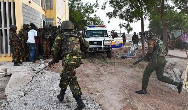 ورد الآن .. هجوم مسلّح شمال شرق كينيا