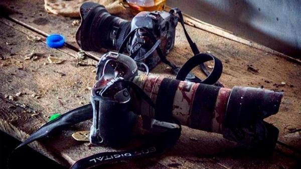 66 صحفيا قتلوا هذا العام 7 منهم في العراق