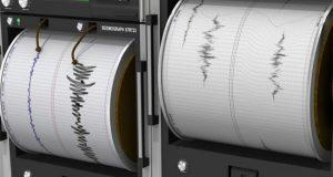 مقياس ريختر هو مقياس عددي يستخدم لوصف قوة الزلازل. اخترعه تشارلز فرانسيس رختر في عام 1935. الزلازل التي قياسها 4.5 أو أكثر على المقياس يمكن أن تقاس بالأدوات في جميع أنحاء العالم (المصدر: ويكبيديا)