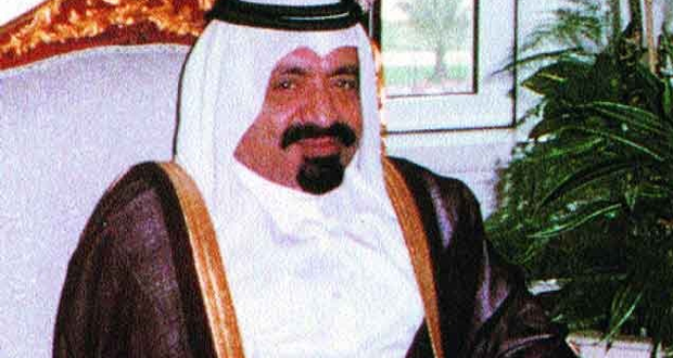 وفاة الأمير الأب في دولة قطر الشيخ خليفة بن حمد آل ثاني