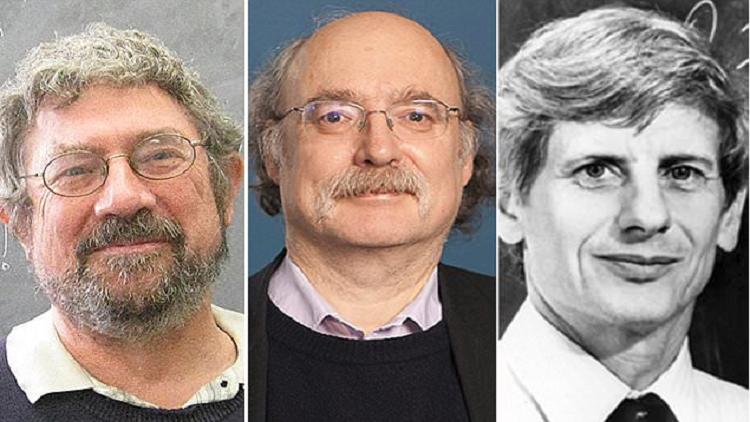 فوز دايفيد تاوليس ودانكان هولداين ومايكل كوسترليتس بجائزة نوبل للفيزياء