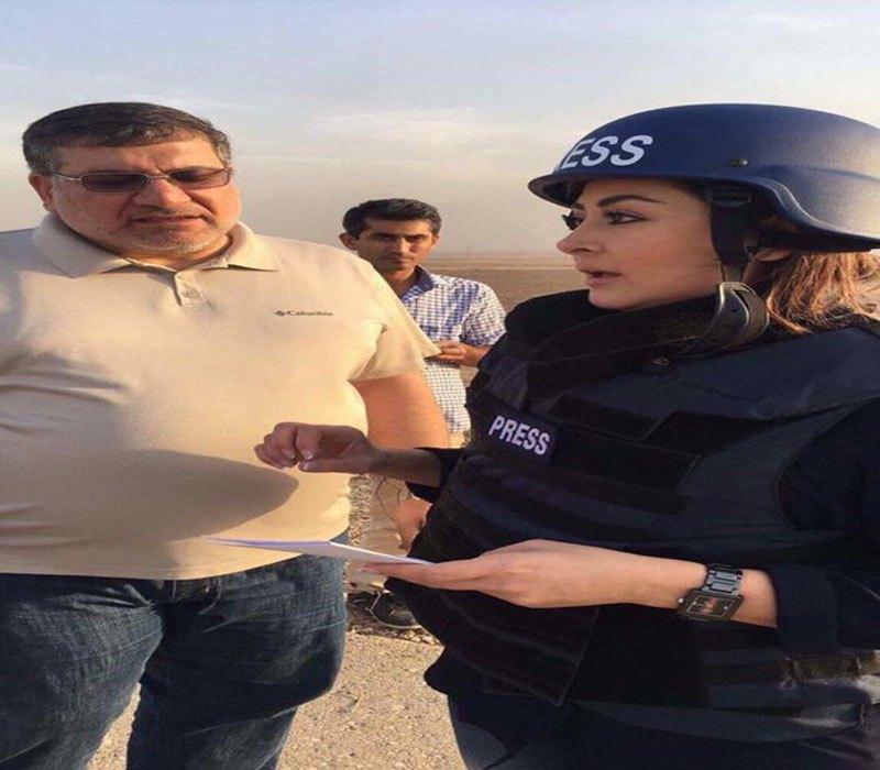 """طرد المغرد الطائفي """"حامد حديد"""" من إقليم كردستان"""
