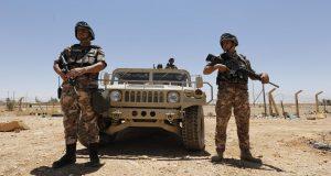 عناصر من الجيش الاردني (ارشيف)