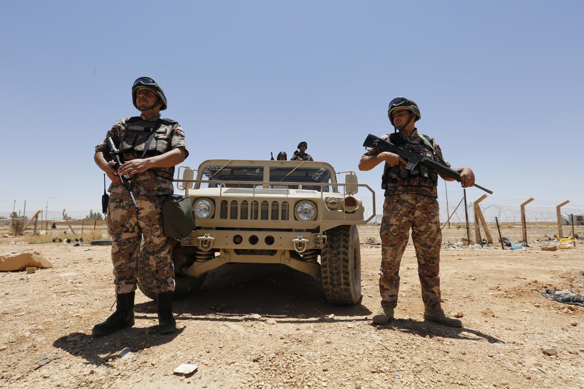 ا ف ب: مقتل ثلاثة عسكريين اميركيين جنوب الاردن