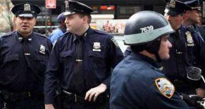 الشرطة الامريكية