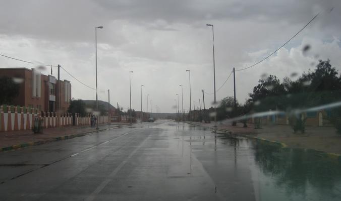 الأنواء: أمطار وعواصف رعدية خلال اليومين المقبلين مع تغير في درجات الحرارة