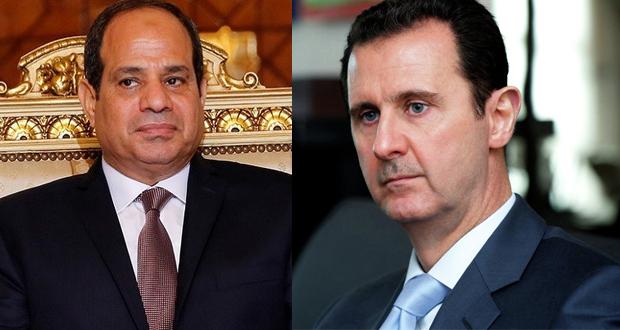 هل ارسلت مصر قوات إلى سوريا؟