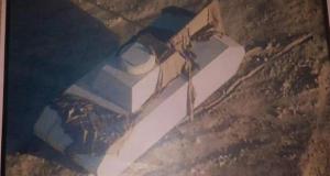 اسلحة خشبية ينشرها داعش للتمويه
